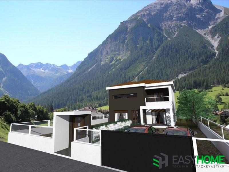 Διώροφη οικία 187m²