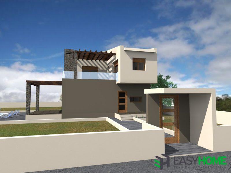 Οικία 115m²